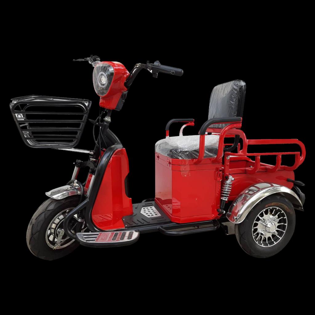 รถจักรยานไฟฟ้า3ล้อE-T500w