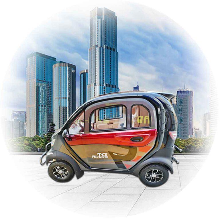 รถไฟฟ้า4ล้อ รถไฟฟ้า4ล้อ EBIKE MOTOR City car