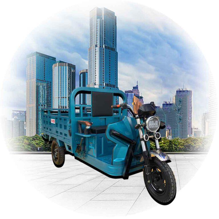 รถมอเตอร์ไฟฟ้า 3 ล้อ EBIKE รุ่น E-truck-spyder-1000w