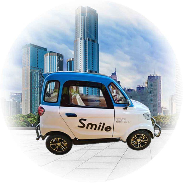 รถยนต์ไฟฟ้า4ล้อ EBIKE EV AIR