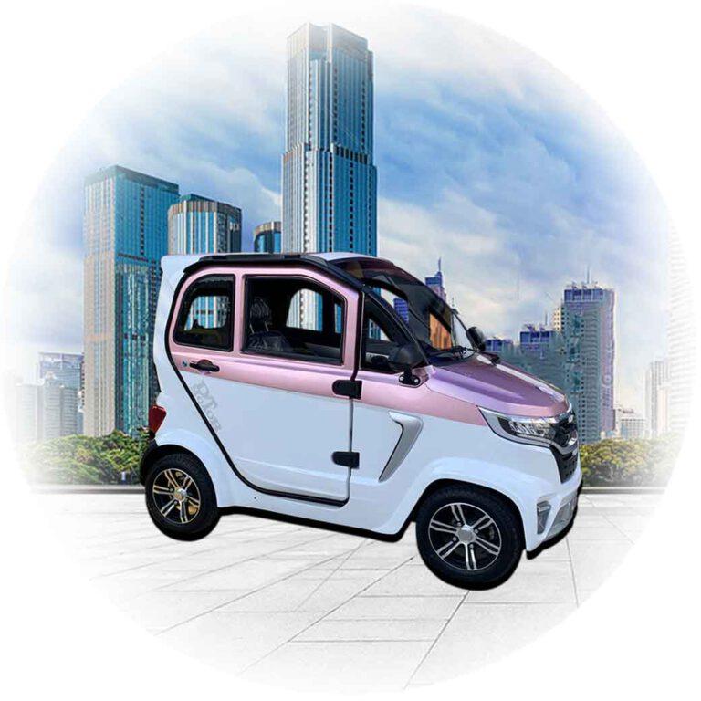 รถยนต์4ล้อไฟฟ้า EBIKE POWER ONE 2000W